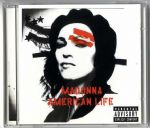 AMERICAN LIFE - UK / EU CD ALBUM